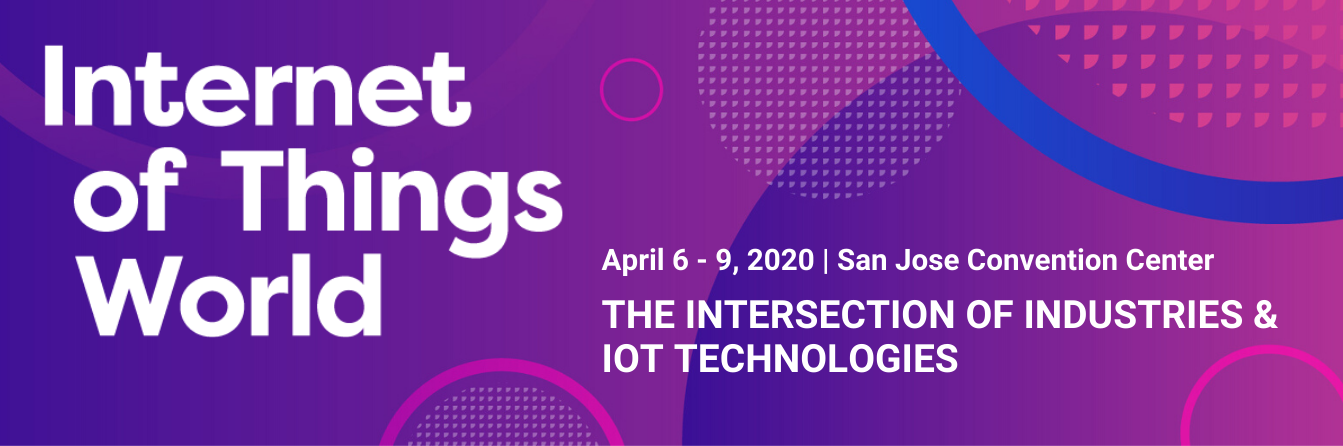 IoT World Conference and Expo 2020