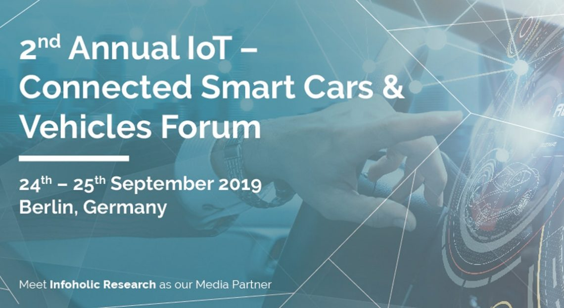2nd Annual IoT - Connected Smart Cars and Vehicles Forum