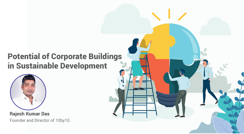 Potential of Corporate Buildings in Sustainable Development
