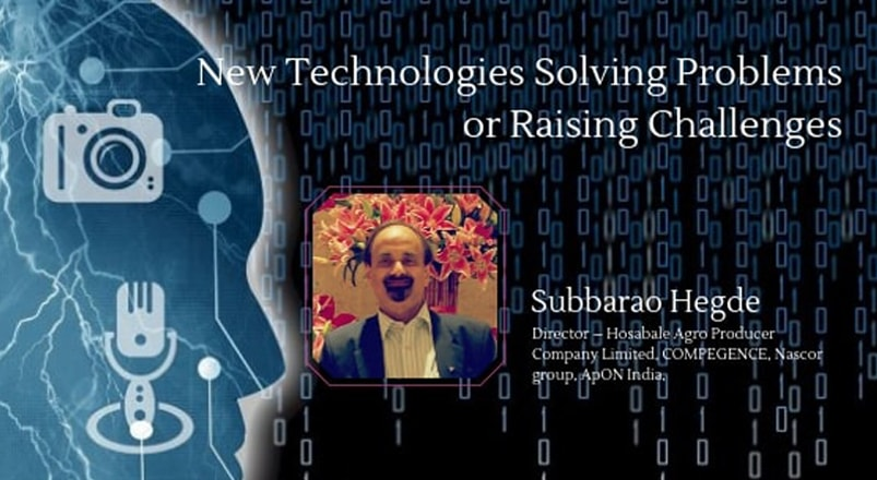 New Technologies Solving Problems or Raising Challenges